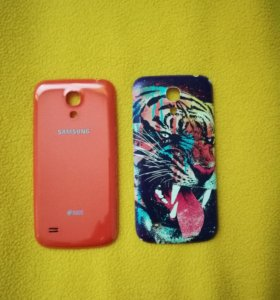 Крышка на телефон Samsung Galaxy s4 mini