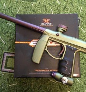 Пейнтбольный маркер оливковый бронзовый Empire Axe