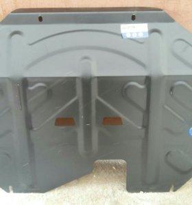 Защита картера двигателя.Kia Sportage 3