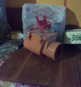 Клапан канализационный