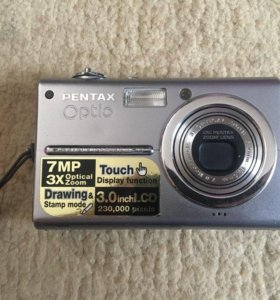 Фотоаппарат Pentax T20