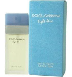 Light Blue от Dolce Gabbana