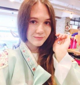 Репетитор по английскому языку ( и по корейскому)