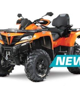Квадроцикл CFMOTO X8 H.O. EPS NEW