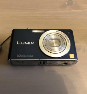 Цифровой фотоаппарат Panasonic Lumix DMC-FX35