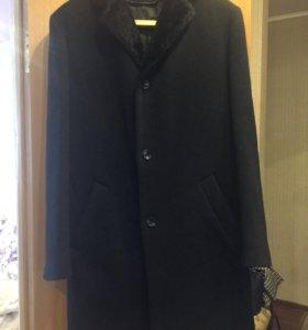 Пальто мужское, подростковое