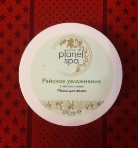 Маска для волос «Райское увлажнение» Avon (Эйвон)