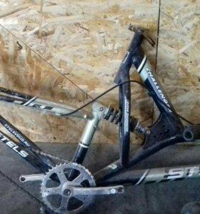 Рама велосипеда.
