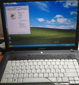 Ноутбук EMachines E510