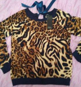 Новая блузка, размер 48-50
