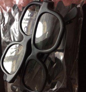 Очки 3D для вашего телевидения