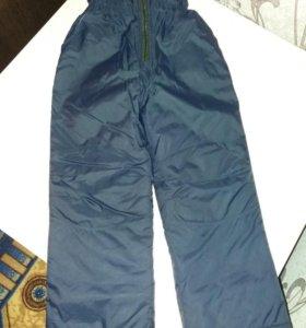Новые болоневые штаны