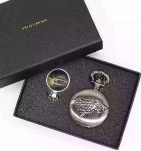 Ретро античный карманные часы.