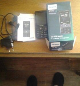 Телефон Philips E 570