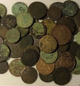 Набор монет(50шт)