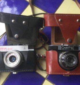 Пленочные фотоаппараты .