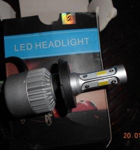 Лампочки H4