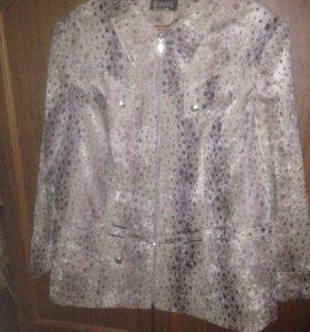 Куртка -пиджак 62 размера