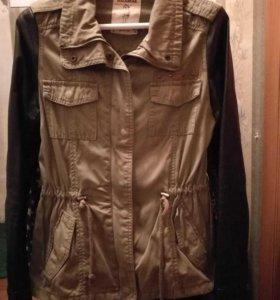 Куртка, парка pullbear