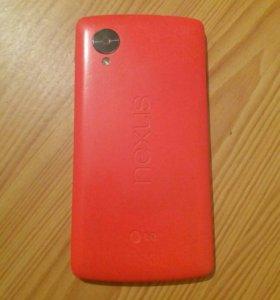 Nexus 5 red 16g LTE