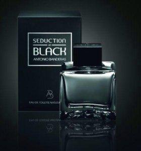 Antonio Banderas Seduction In Black. 100 ml