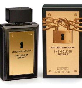 Antonio Banderas The Secret Gold