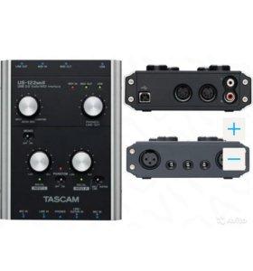 Звуковая карта TASCAM