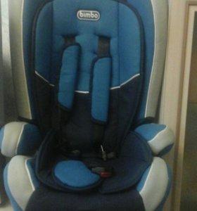 Детское автомобильное кресло 9-36кг