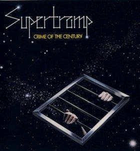 Фирмен. CD Supertramp – Crime Of The Century