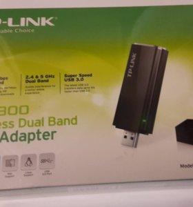 Адаптер WiFi TP-LINK Archer T4U