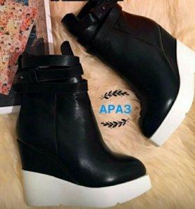 Ботинки , новые