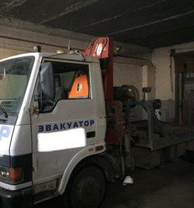 Услуги эвакуатора с манипулятором