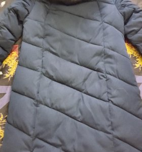 Пуховик (зимний очень теплый)