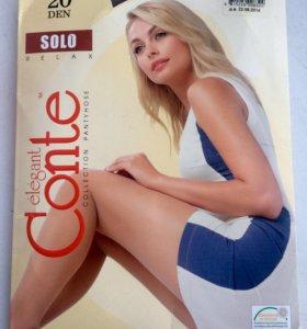 """Колготки Conte""""Solo"""",4-L"""