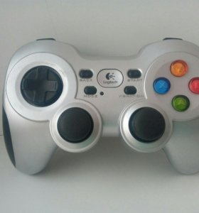беспроводной геймпад для ПК Logitech Wireless Game