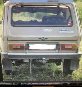 Продаётся ВАЗ 2121 Нива
