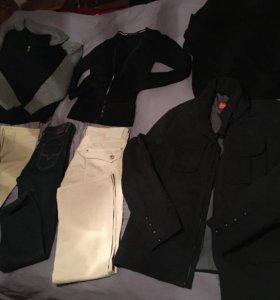 Брендовая мужская одежда L-XL