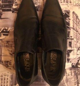 Туфли мужские, 39 размер