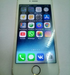 Iphone 5s rose gold 64g