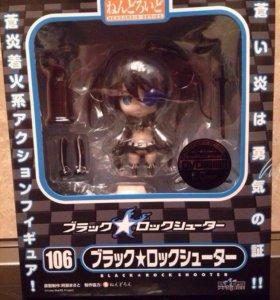 Аниме фигурка - Nendoroid Black Rock Shooter