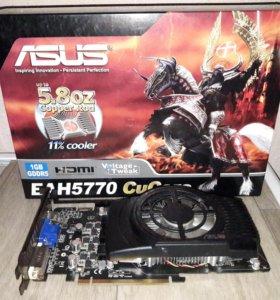 Видеокарта ASUS HD 5770
