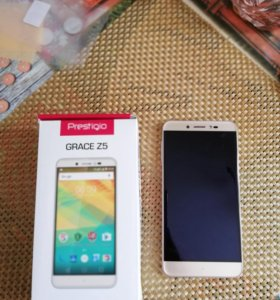 Телефон Prestigio Grace Z5 Gold