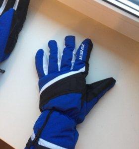 Перчатки Zanier для сноуборда или лыж