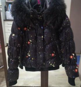 Куртка зимняя, фирменная