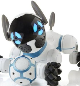Робот-Щенок Chip от WowWee.