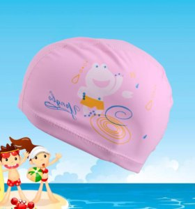 шапочка для бассейна новая