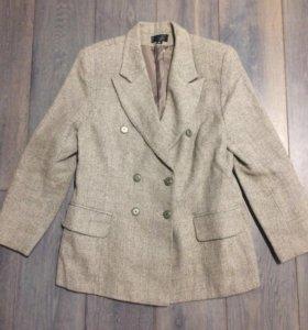 Шерстяной пиджак Vea