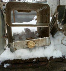 Морозильные камеры старого образца