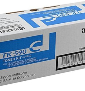 Катридж Kyocera TK-590C