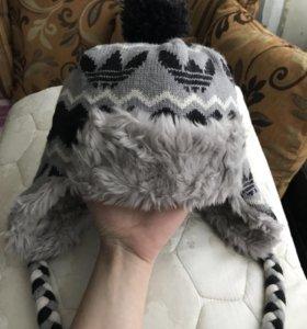 Оригинальная шапка Adidas